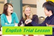 【先着順限定!】☆English☆無料体験レッスン〜英会話上達の3つの法則〜