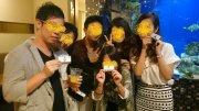 ☆4月22日(土)心斎橋50名!グルパ♪炙りサーモンパーティ☆