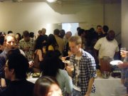 4月22日(土) 国際交流パーティーイギリス風料理と飲み放題