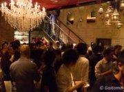 2月18日(日)麻布十番 シャンデリアの下でノンスモーカーだけのGaitomo国際交流パーティー
