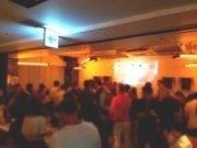 11月14日(水)恵比寿 仕事帰りに駅近のお洒落カフェで平日Gaitomo国際交流パーティー